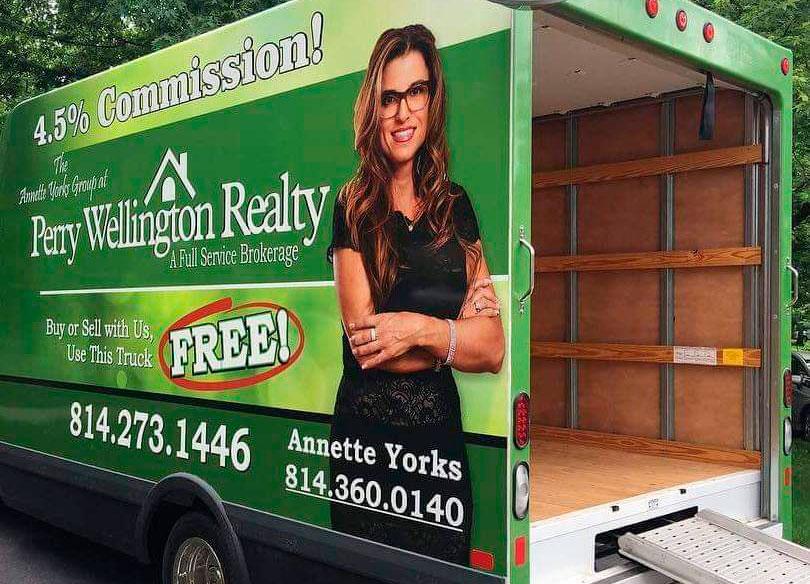 Mooving-truck