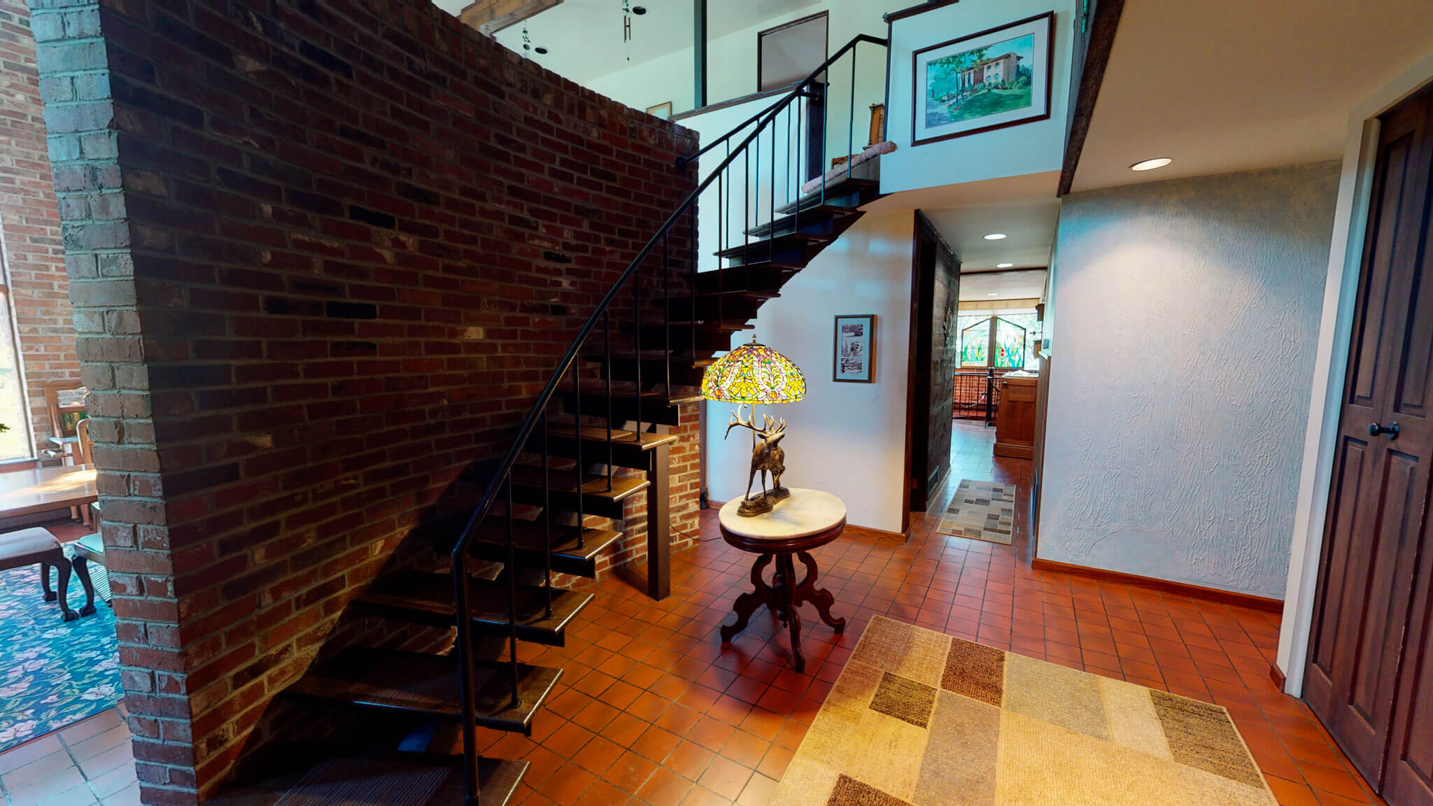 WEBSITE-PHOTO-4---BRICK-HOUSE-CURVED-WALL-AND-STAIRS